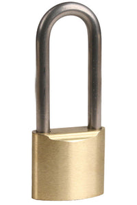 Made in USA 52830 Brass Padlock