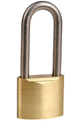 Made in USA 52920 Brass Padlock