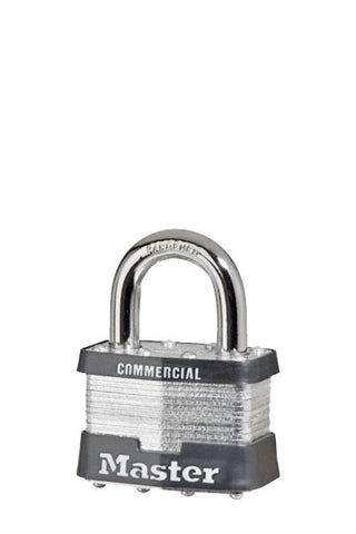 Master Lock 5 Laminated Steel Padlock