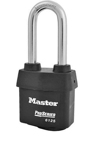 Master Lock 6125LJ All Weather Padlock