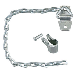 "Master Lock 9"" Light Duty Shackle Chain With Collar"