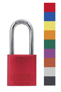 Abus Lock 72/40HB40 Safety Lockout Padlock