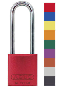 Abus Lock 72/40HB75 Safety Lockout Padlock