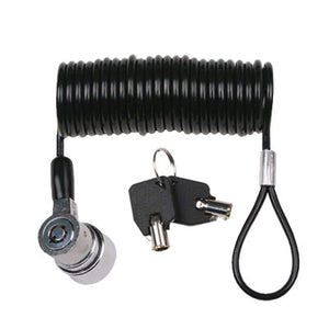 CZL Coiled Security Tether
