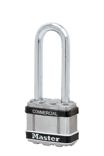 Magnum M1LJSTS Commercial Laminated Steel Padlock