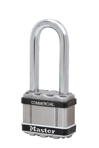 Magnum M5LJSTS Commercial Laminated Steel Padlock