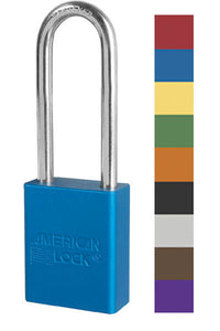 American Lock S1107 Safety Lockout Padlock