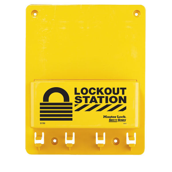 Master Lock S1700 Tag Station, Unfilled