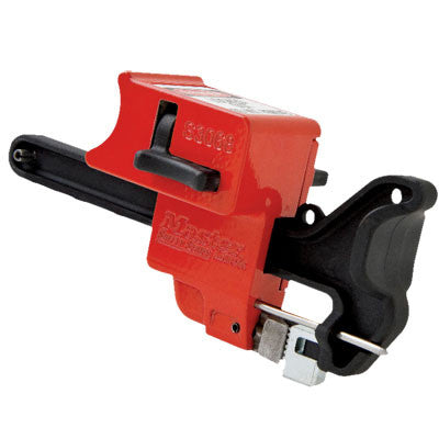 Master Lock S3068 Handle-On Ball Valve Lockout