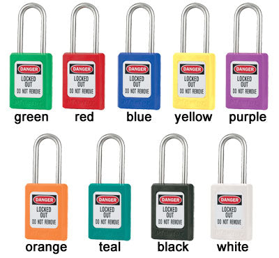 Master Lock S33 Safety Lockout Padlock