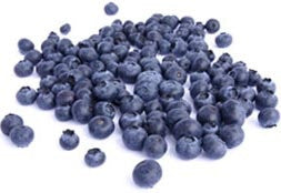 Frozen Premium Wild Blueberries - 1 Quart Container