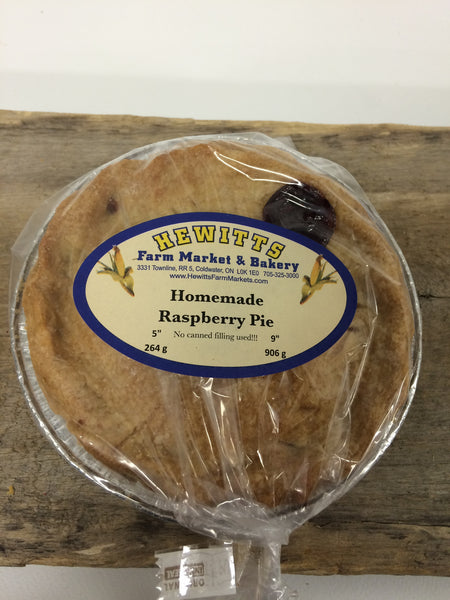 Homemade Small Pies - Sample 4 Pack (each pie serves 1-2)