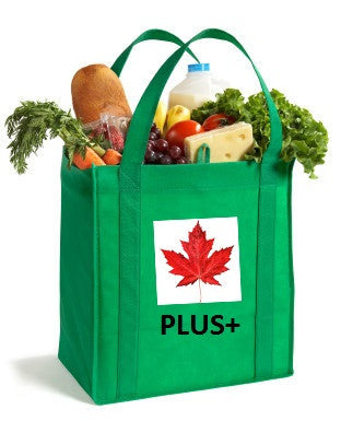 Regular Local Plus+ Produce Basket (Feeds 2-4)
