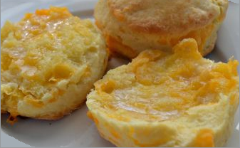 Fresh Homemade Cheese Tea Biscuits - 6 Pack