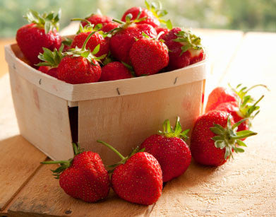 Ontario Strawberries - Quart