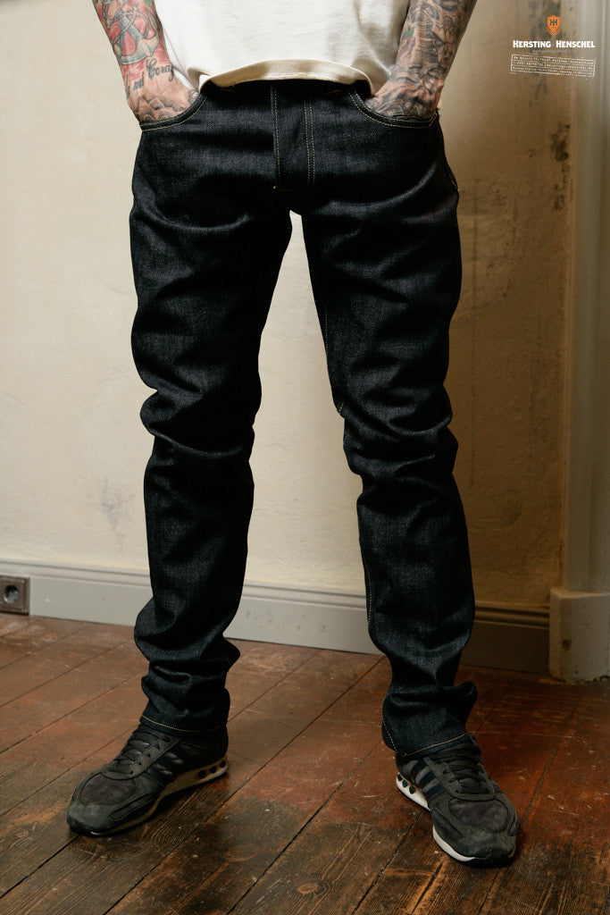 Edwin ED-55 Relaxed Tapered - Dark Union