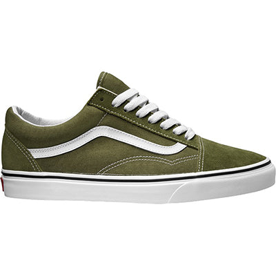 Vans Old Skool Winter Moss/True White - Dark Union