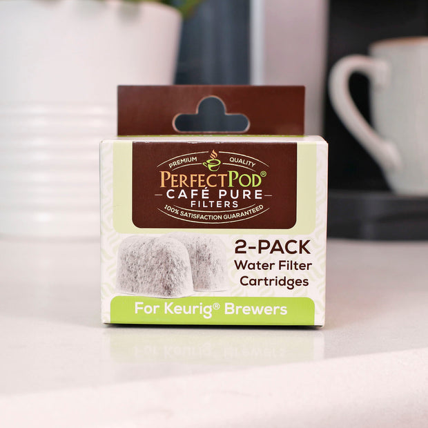 Café Pure Charcoal Water Filters