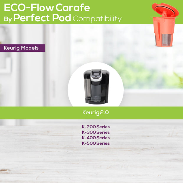 ECO-Flow Carafe by Perfect Pod