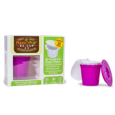EZ-Cup® 2.0 Reusable Capsule