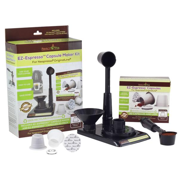 EZ-Espresso Capsule Maker Kit - ARM Enterprises, Inc.