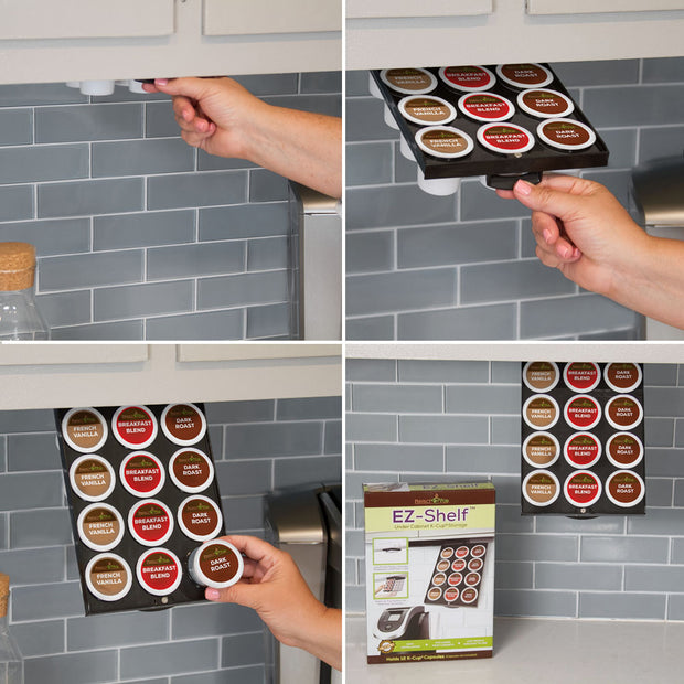 EZ-Shelf for K-Cup Capsules