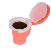 Perfect Pod EZ-Carafe® Reusable Refillable Single-Serve Coffee Capsule Cup Image 3