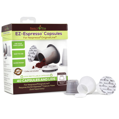 EZ-Espresso Capsule 40 Pack (Refill Pack) - ARM Enterprises, Inc.