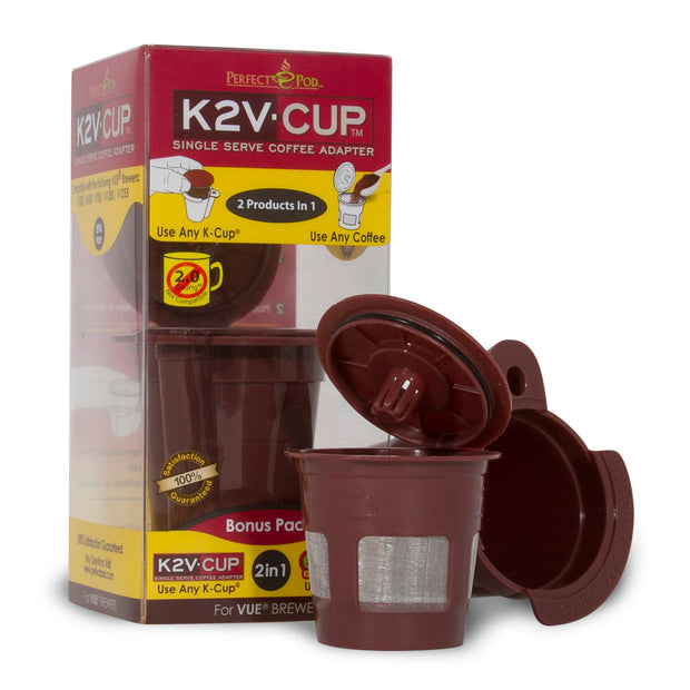 K2V-Cup Adapter for VUE Brewer - ARM Enterprises, Inc.