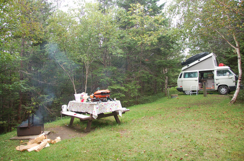 Trout River Camping - Newfoundland
