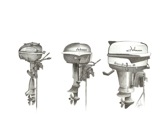 Johnsons - Antique Outboards