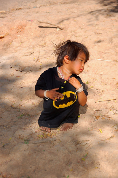 Our Thai Guide's Niece - Batman