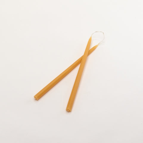 Pure Beeswax Candles - Taper