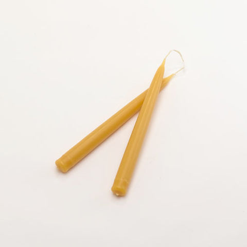 Pure Beeswax Candles - Dinner