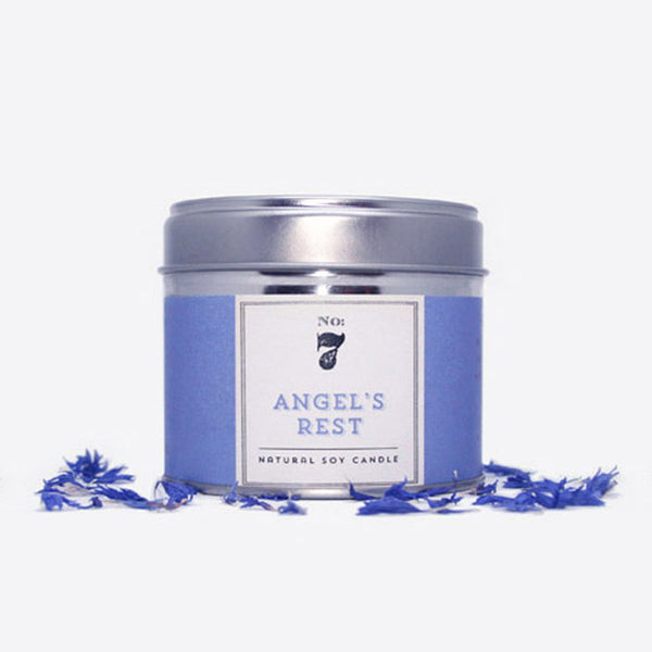 No.7 Angel's Rest Tinned Soy Candle