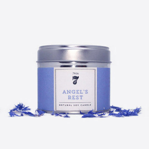 Angel's Rest Tinned Soy Candle