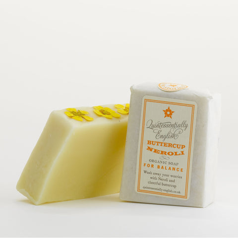 No.1 Buttercup Meadow Organic Soap