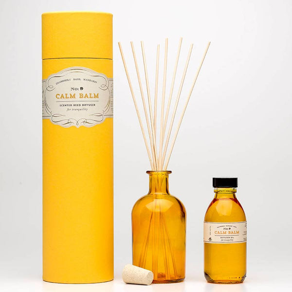 No: 9. Calm Balm Reed Diffuser