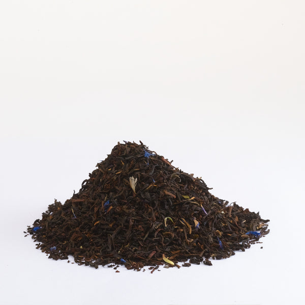 No: 5. Earl Grey with Cornflower