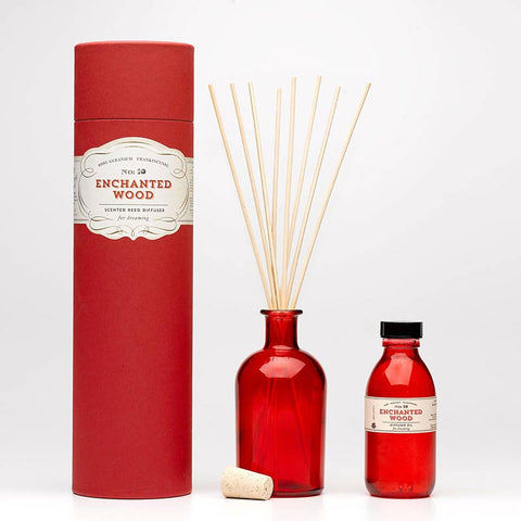 No: 10. Enchanted Wood Reed Diffuser