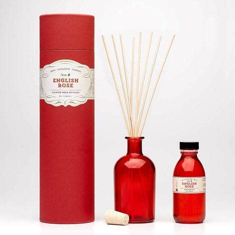 No: 2. English Rose Reed Room Diffuser