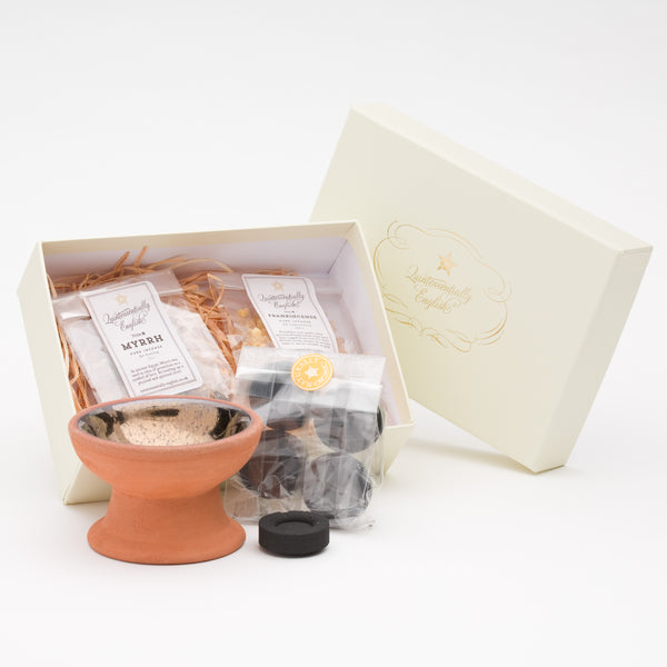 Frankincense & Myrrh Incense Gift Box