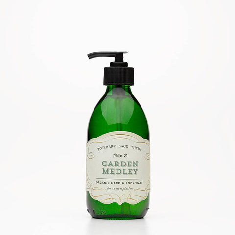 No. 3. Garden Medley Organic Body Wash