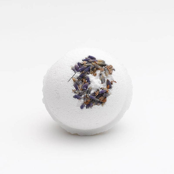 No.4 Lavender Fields Bath Bomb