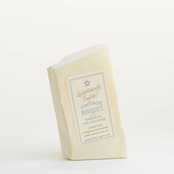 No.6 Vintage Bouquet Organic Soap
