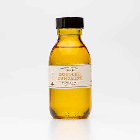 No: 8. Bottled Sunshine Massage Oil