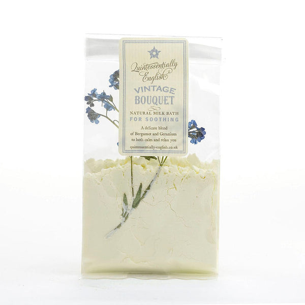 No.6 Vintage Bouquet Milk Bath