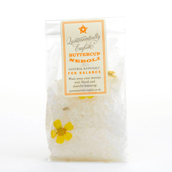 Buttercup Bath Salts