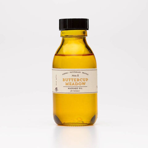 No: 1. Buttercup Meadow Massage Oil
