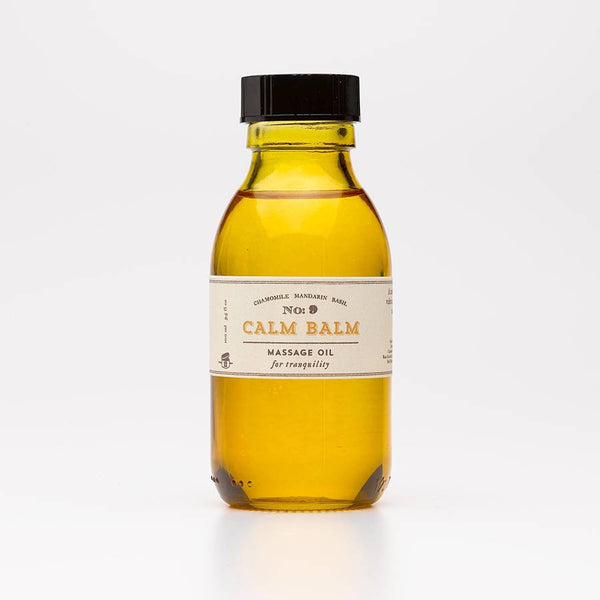 No: 9. 'Calm Balm' Massage Oil